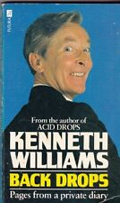 Back Drops: Pages from a Private Diary,Kenneth Williams