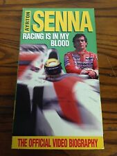 Ayrton Senna: Racing is in My Blood (VHS, 2000), The Official Video Biography