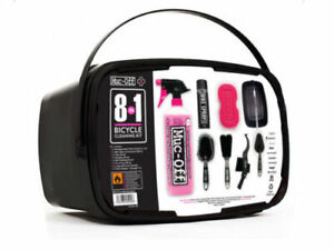 Muc-Off 8-In-One Bike Cleaning Kit in tub