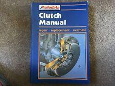 AUTODATA CLUTCH MANUAL 1989