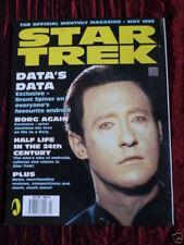 May Star Trek Monthly Film & TV Magazines