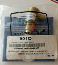 "New ITW VORTEC 901D TRANSVECTOR JET FLOW AMPLIFIER 1"" O.D.  .394 I.D."