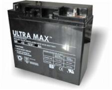 Lawn Mower Battery Ultramax AGM/GEL 12V 20AH (Replace 17AH 18AH 19AH 21AH 22AH)