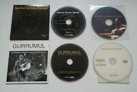 GEOFFREY GURRUMUL YUNUPINGU History 2009 UK 4 x promo CD/DVD bundle