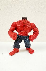 "2011 Hasbro Marvel Universe Red Hulk Heroic Age 3.75"" Loose Action Figure"
