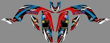 Yamaha Raptor 660 graphic kit decals stickers atvgraphics mxgraphics pegatinas