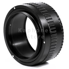 Camera Adjustable Focusing Helicoid Ring Adapter Macro Extension Tube M65 36-90