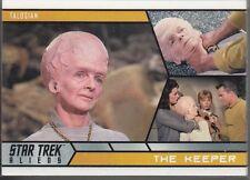 Star Trek Aliens 2014  Trading Card Set (100 Cards)