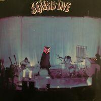 GENESIS Live 1972 (Vinyl LP)