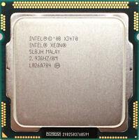 Intel Xeon X3470 SLBJH 8M Cache 2.93 GHz LGA1156 P55 H55 Processor CPU