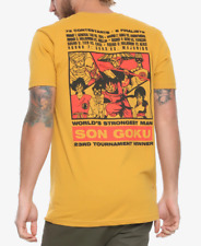 Dragon Ball Z MARTIAL ARTS TOURNAMENT SON GOKU T-Shirt NEW Authentic & Official