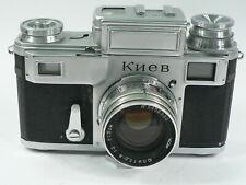 Kiev 3 Udssr Contax 3-Kopie mit Jupiter 8M 1:2/5 cm - top -