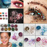 Chunky Mixed Glitter Pot Nail Face Eye Body Tattoo Festival Dance Club Cosmetic