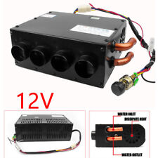 12V Car Underdash Compact Air Heater Warmer Heat Speed Switch Defroster Demister