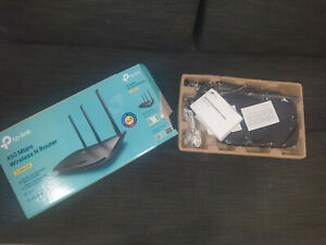 TP-Link TL-WR940N Router Ethernet Wi-Fi N450 Mbps a 2.4 GHz, rage extendxer