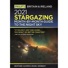 Philip's 2021 Stargazing Month-by-Month Guide (Paperback), Offers, Brand New