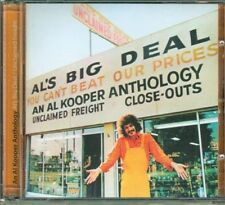 Al Kooper - Al'S Big Deal / Unclaimed Freight 2X Cd Perfetti