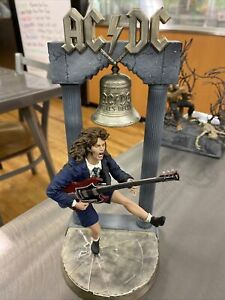 McFarlane **AC/DC** Angus Young Figure Schoolboy uniform Hells Bells AC/DC Rock