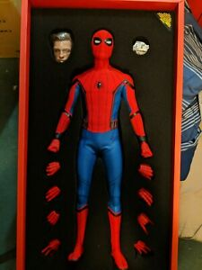 Hot Toys QS014 HOMECOMING 1/4 SPIDER-MAN Regular Version Normal Edition