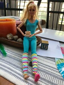 Pre-Own Toy Story 4: Barbie Doll Disney Pixar Mattel Fully Articulated Dressed