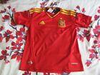 Spain Home Shirt 2012-13 age 9/10 Years