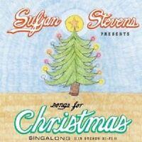 SUFJAN STEVENS - SONGS FOR CHRISTMAS 5 CD NEW!
