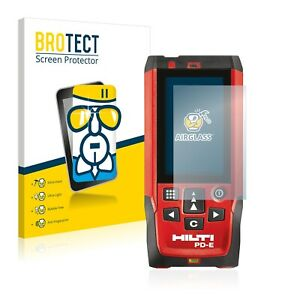 Tempered Glass Screen Protector for Hilti PD-E Film Protection