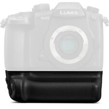 DMW-BGGH5 Vertical Battery Grip Pack For Panasonic Lumix GH5 GH 5 DSLR Camera