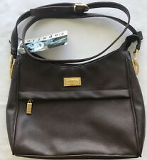 CAPEZIO  Brown Shoulder Bag New with tags
