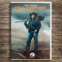 Yellowstone Season 3 (DVD 4-Disc Set) Brand New & Sealed US SELLER Fast Shipping