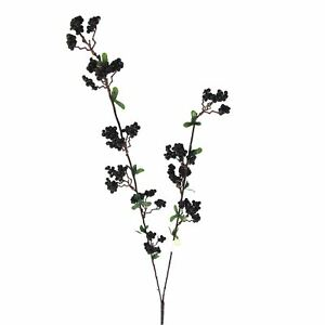 Wild Berry Spray - Artificial Silk Flowers Fruit Craft Stem