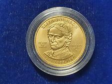 ✨2011 W ELIZA JOHNSON FIRST SPOUSE UNCIRCULATED 1/2 oz gold .999  NO-BOX-OR-COA