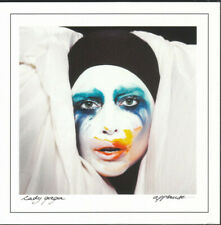 FRENCH CD SINGLE LADY GAGA APPLAUSE CARDBOARD SLEEVE RARE NEUF SOUS BLISTER 2013