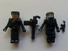 Minimates Terminator 2 Judgement Day Assault Gear T-800 Swat Officer 2 Pack