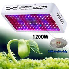 1200W LED Grow Light Kits Full Spectrum lamp for plant Hydroponic Veg Flowering