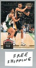 1992/93 TSC Members only REGGIE MILLER #357 Pacers
