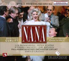 MANFRED GURLITT: NANA (NEW CD)