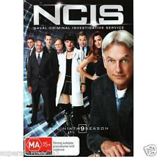 NCIS COMPLETE Season 9 : NEW DVD