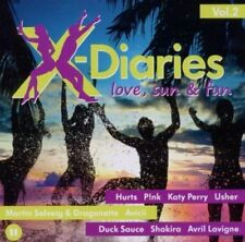 X-Diaries 2 (2011, Sony) | 2 CD | Hurts, Pink, Katy Perry, Bruno Mars, Empire...