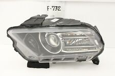 USED OEM HEAD LIGHT FORD MUSTANG 13 14 HEADLIGHT LAMP HEADLAMP XENON minor weld