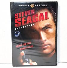 Steven Seagal Collection - Above The Law/ Hard To Kill New DVD