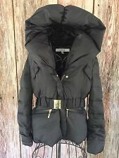 LAUNDRY BY SHELLI SEGAL Pillow-Collar Down Puffer Women's Jacket Coat size XL