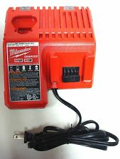 Milwaukee New Genuine 48-59-1812 18V M18 Lithium Ion Charger for 48-11-1828 1815
