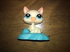 Hasbro Littlest Pet Shop LPS Toy Kitty Cat 2012 for McDonalds!