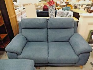 The Missouri Collection 2 seater power recliner + 2 seater sofa + footstool