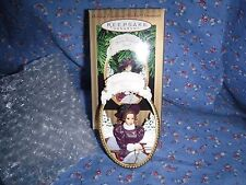 Hallmark Barbie Ornament Holiday Homecoming Collection Holiday Traditions Box