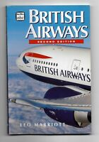 British Airways (ABC Airliner) Paperback Book 1998 Ian Allan, Very Good