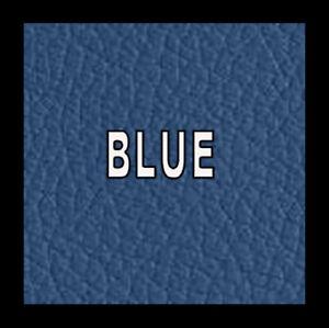 60ml Blue Leather & Vinyl Pigment Dye Colourant Restore Repair Furniture Faded