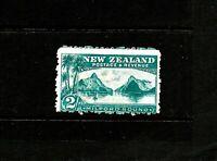 NEW ZEALAND 1902, LAKE WAKATIPU, 2 1/2 D, WMK STAR NZ, SG 328, MNH