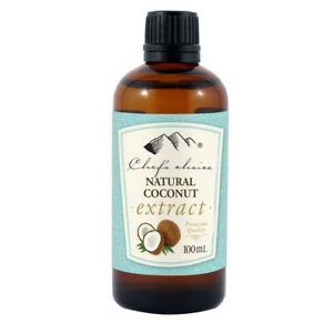Chef's Choice Natural Coconut Extract